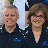 Mark & Liz Hoyland - Capital Podiatry - Testimonial for Al Ramos, Business Coach & Advisor, Canberra